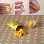 Miniature crisps in bag by EmisBakery