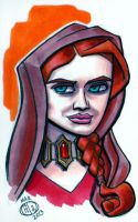 Melisandre by Chad73