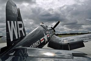 F4U Corsair by Stig2112