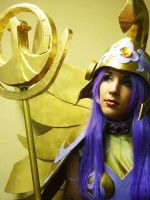 Athena by Nightmare-Lust