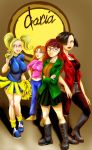 daria and friends by tiocleiton