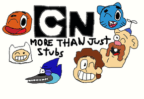 Cartoon Network: More Than Just Stubs by CelmationPrince