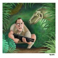 Clever Girl by mmalette