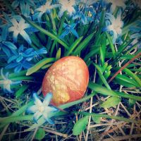 InstaG: Easter by Helkathon