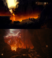 Wrath Of The Titans - Movie vs Manip by Z-Designs