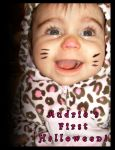 Audrie's 1st Halloween by The-Living-Doll