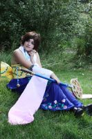 Summoner Yuna Cosplay 2 by Neo-Shadow-Bat