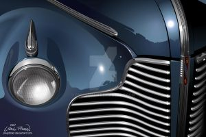 1940 Buick Vector by CRWPitman