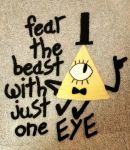 bill cipher by whydoyoucaresomuch