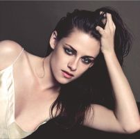 Kristen Stewart- 'V' Magazine 2 by SellySmilerSwan
