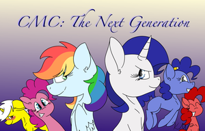 CMC: The Next Generation Fan-Art by MrMime49