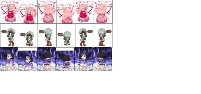 Gaia Adopts Batch 2 by Lilacwishes