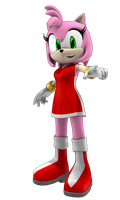 Amy Rose 2013 by Argos90