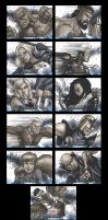 Avengers The Movie Sketchcards 04 by Guy-Bigbelly