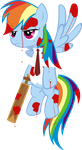 You've got red on you...R-Rated by J-Brony