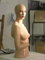 Mannequin Stock 3 by hatestock
