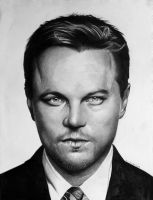 Leonardo DiCaprio by donchild