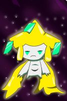Jirachi by superarmoredbear