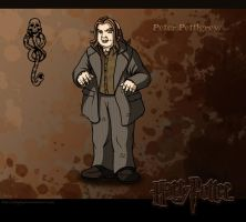 Peter Pettigrew by Belegilgalad