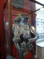 Wallace Collection Armour by photodash