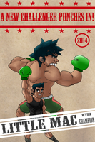 Little Mac Punches In! by ARX-DM
