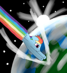 Dash'n from Space Remastered by Bsalg93