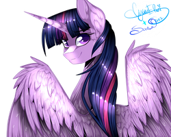 [Big Collab]*_Twilight Sparkle_* by Sonica98