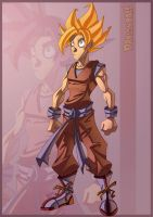 Son Goku by Javas