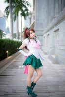 Sailor Jupiter by rurik0
