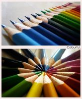 Colours. by mekwii