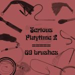 Serious Playtime 2 by rL-Brushes
