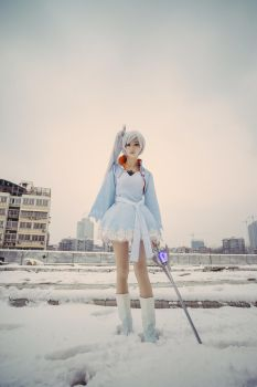 Weiss6 by ClaudiaQH