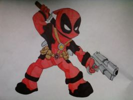 Deadpool by galis33