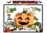 Happy APH Halloween to all by Allichan96