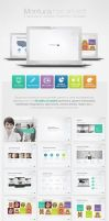 Montuca Powerpoint Presentation Template by EAMejia