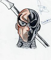 Deathstroke: DC Comic Character by xxtretrexx
