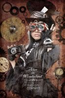 Steampunk Mad Hatter by AlexandriaLaNier