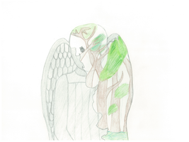 The Angel is Full of Forests by DragonHaven42