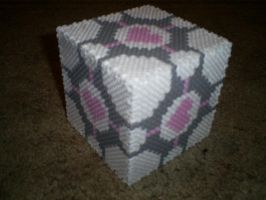 Weighted Companion Cube+ by OneWingedAngel6883