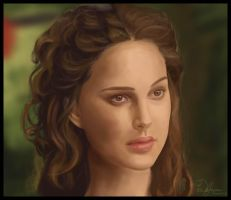 Padme Amidala by afrodite by star-wars-fan-club