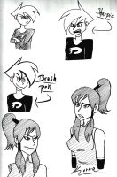 Sharpie Scribbles 1 by dreamer45