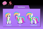 [Puppet] Starblaze by The-Sonic-X