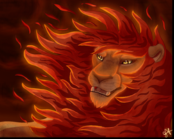 Heart Of Fire by Thealess