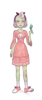 Zombie ADOPT(CLOSED) by Mireys