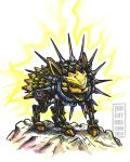 Steam-Powered Pokemon: Jolteon by jbrenthill