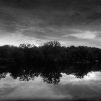 Mississippi River morning by mstargazer