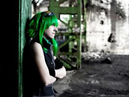 GUMI: Eager Love Revenge IV by edylisation