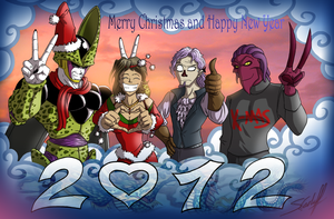 The new year begins by Hevimell
