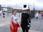 MCM May '11 Chell and GLaDOS by Narlth