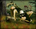 Woodland Nymph by Pickyme